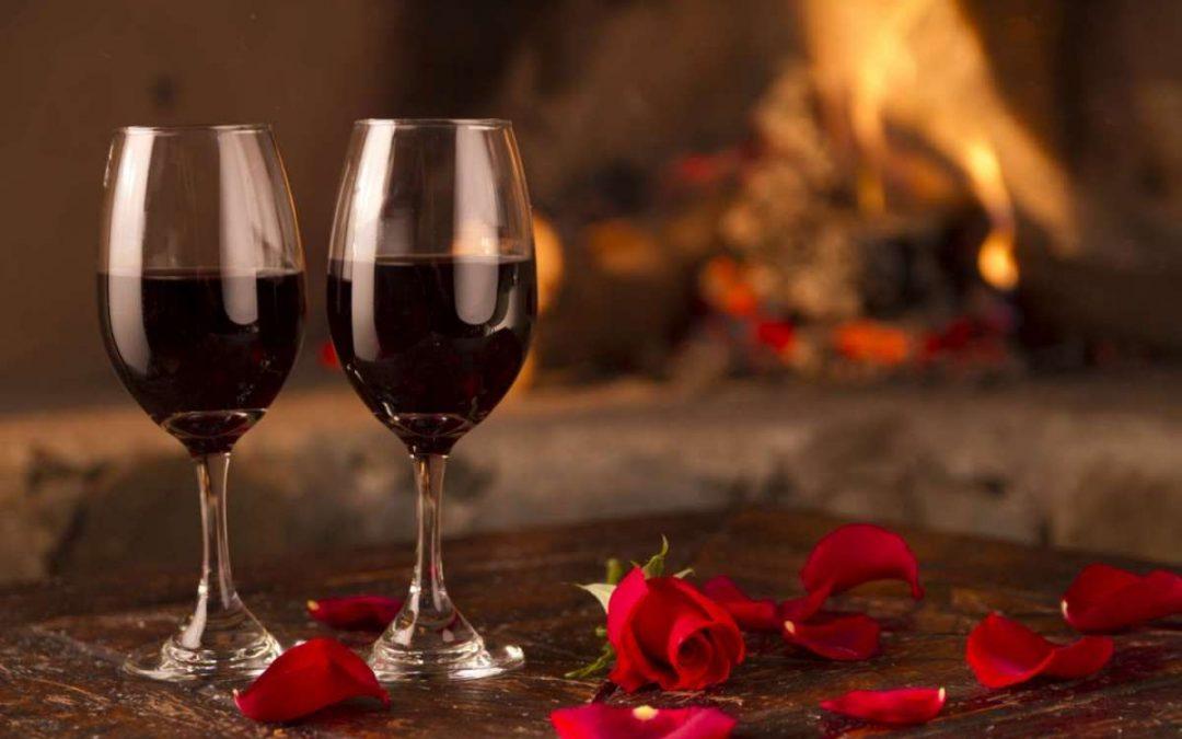 Menù Serata Romantica